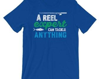 Funny Fishing Shirt, Father's Day, Fly Fishing, Bass Fishing, Fishing Gift, Dad, Grandpa, Fishing,