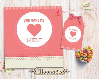 Valentinstag Geschenk für ihn druckbare DIY Liebe Coupon   Etsy