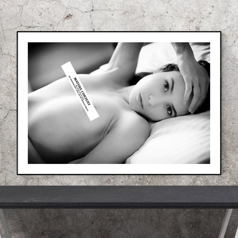 Naked porn pictures black and white