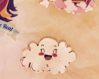 Super Cute Cloud Pin