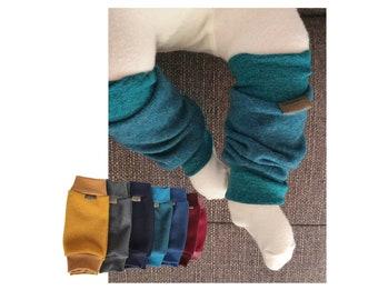 Baby Leg Warmer Leg Warmer Organic k.b.T. Mulesing free