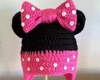 Lil Minnie Hat