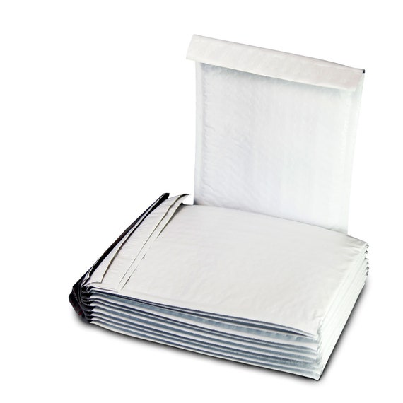 """#5 10.5x16 POLY BUBBLE MAILERS SHIPPING MAILING PADDED ENVELOPES BAG 10.5/"""" x 15/"""""""
