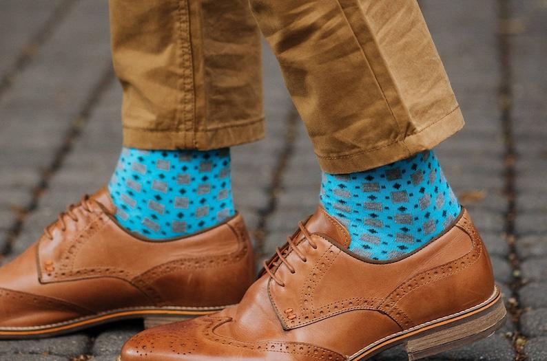 Men Dress Socks  Men Socks  Socks for Men  Dress Socks  image 0