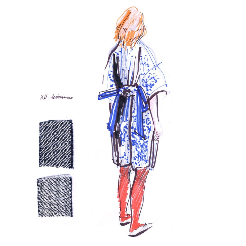 RIBBON \u2022 kimono
