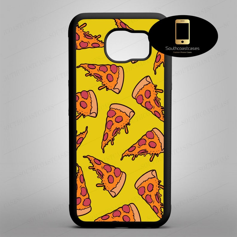 692d1dbb94d All About Pizza All Over Pattern Junk Food Tumblr Cool Blogger | Etsy