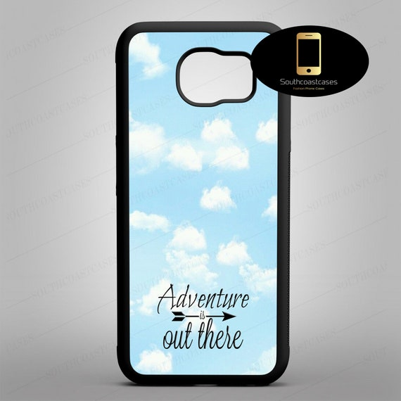 pretty nice 7702b e201d Adventure Is Out There Tumblr Disney and Pixar Up! Inspired Tumblr Rubber  TPU Phone Case Cover For Samsung Galaxy Models S5, S6, S7, S8 & S9