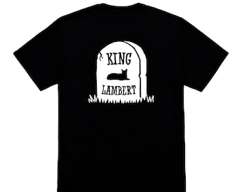 A classic by King and Lambert - Short-Sleeve Unisex T-Shirt