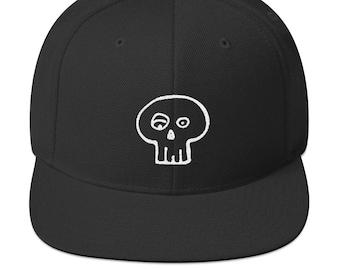 Soft Skull Original Snapback Hat