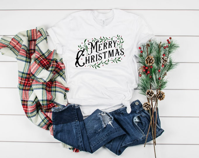 Vintage Merry Christmas Shirt