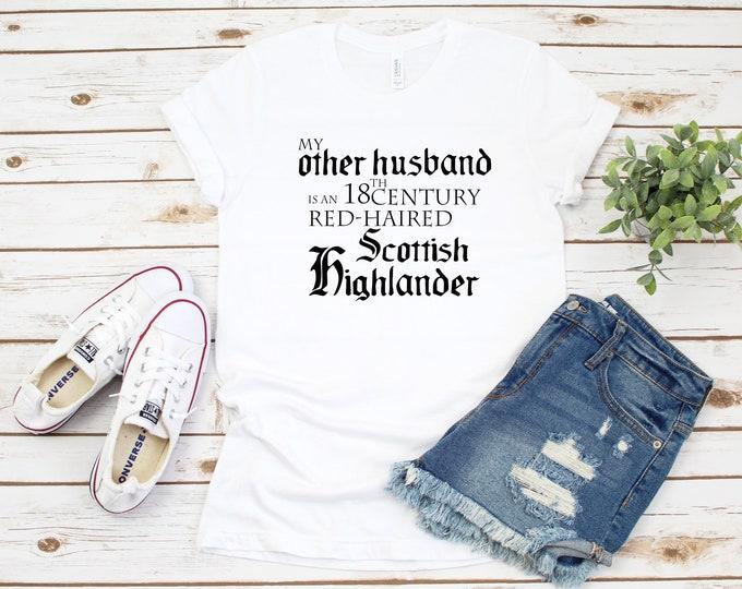 Outlander Shirt, Womens Graphic Tshirt, Fraiser Clan