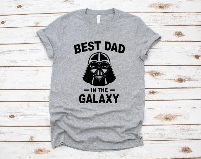 Best Dad In The Galaxy, Hollywood Studios Tshirt, Darth Vader Shirt, Star Wars Shirts, Disney Vacation Tshirt, Disney World, Disneyland
