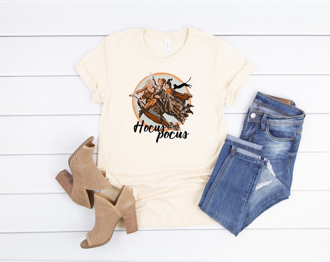 Vintage Hocus Pocus Shirt