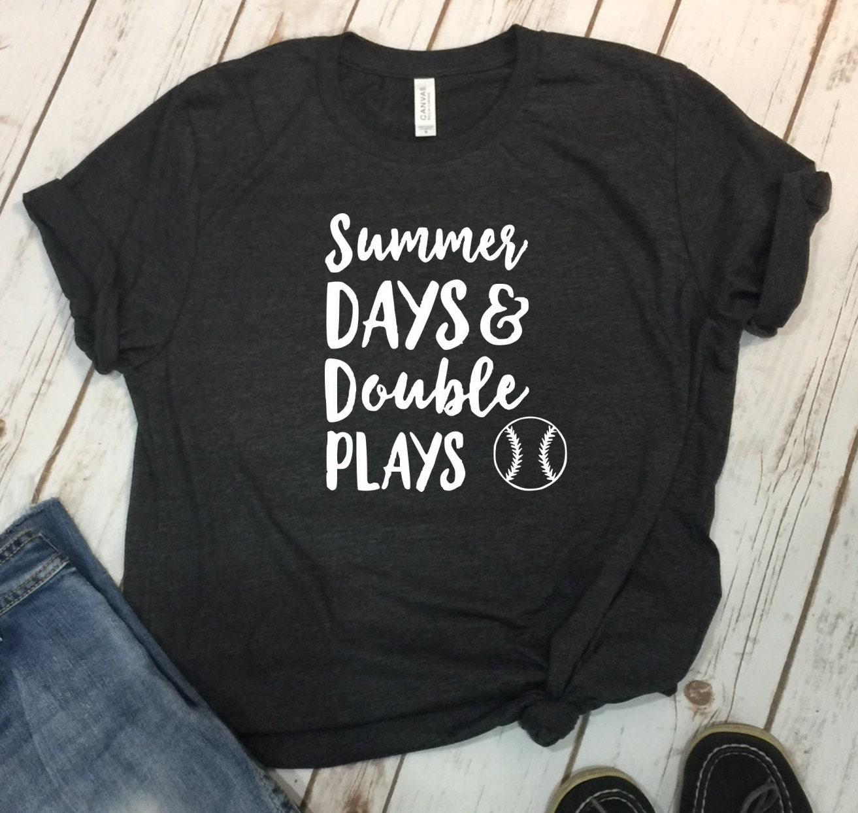 df8497796cf1 Baseball Mom Shirts