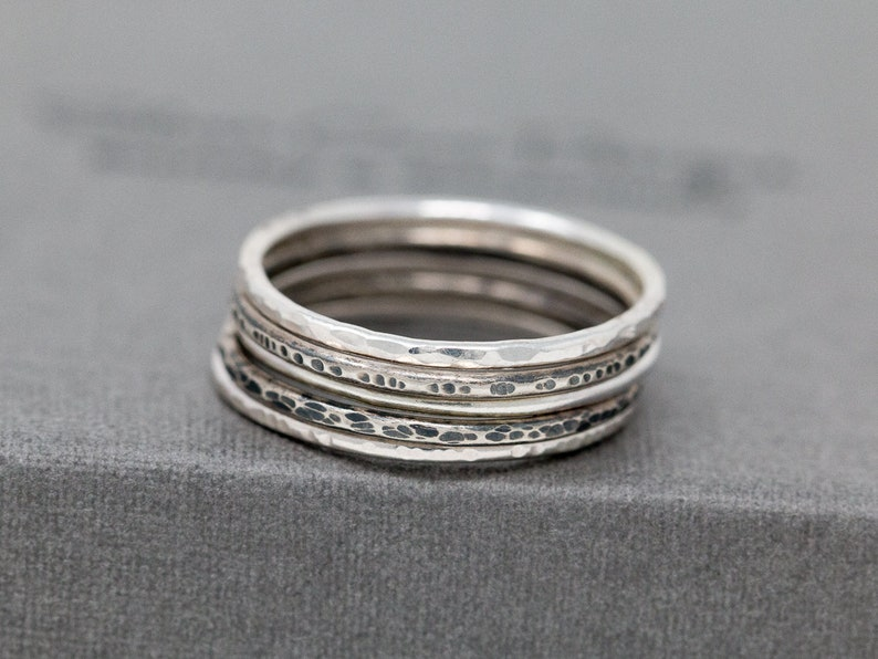 Ring Re-sizing Charge SIZE UP Charge Minimalist Ring Set For Selected Silver Caves Bench Rings ONLY