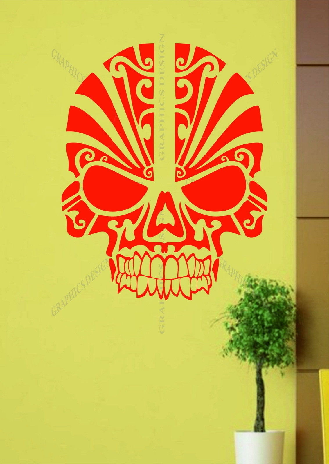 Famous Sugar Skull Wall Decor Vignette - The Wall Art Decorations ...