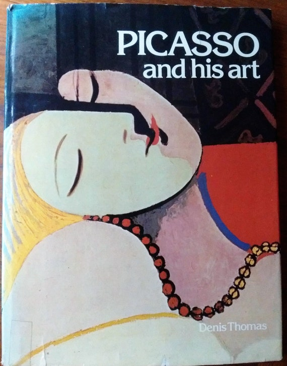 Picasso And His Art Denis Thomas Modern Art Art History Etsy