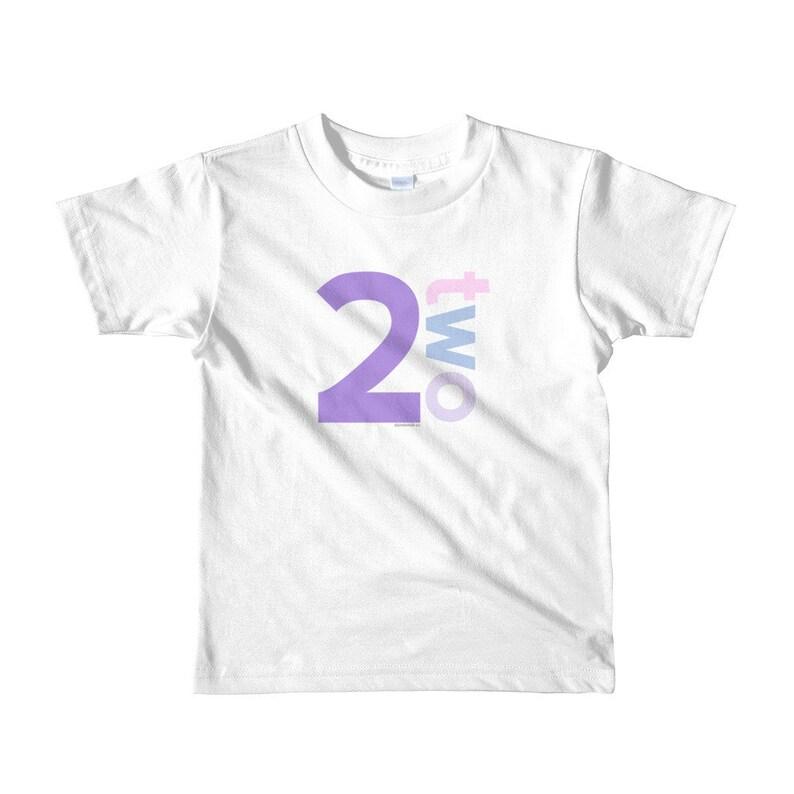 2nd Birthday Shirts For Girls 2 Girls 2nd Birthday Shirt 2nd Birthday Gifts Kids Gift Ideas Age Two Year Old Birthday Shirt