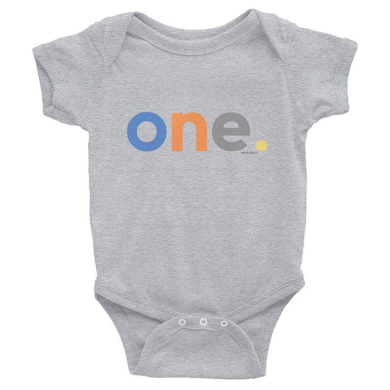 1st Birthday Shirts For Boys 1 Gifts Age One