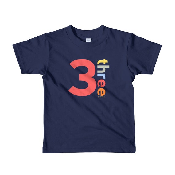 3rd Birthday Shirts For Boys 3 Gifts