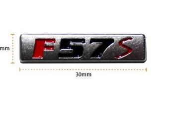 "MINI COOPER ""ID Series"" Accent Emblems (F Series Mini Cooper's)"