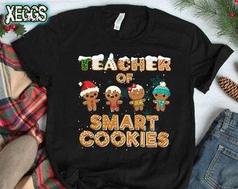 439ba185e87 Teacher of Smart Cookies T-shirt