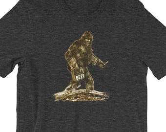2793c716 Drunk Bigfoot, Beer Lover Gift, Bigfoot Shirt, Sasquatch Shirt, Bigfoot,  Bigfoot Party, Sasquatch, Dad Gift, Beer Gifts, Craft Beer Shirt