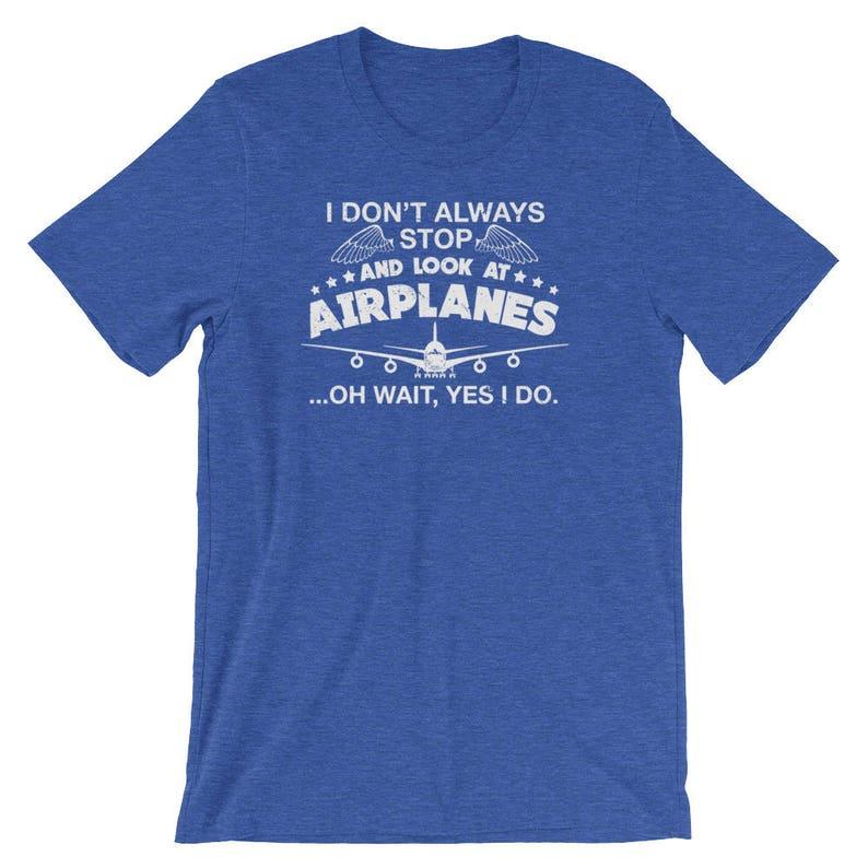 52c6f9a3 Airplane Shirt Airplane Aviation Aviation Gifts I   Etsy