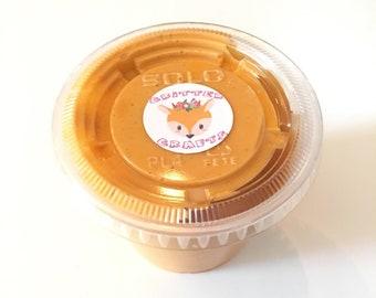 Pumpkin Purée slime