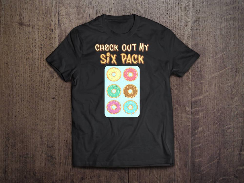 9a5feb97 Donut gift idea gym shirts donut shirt cool gym shirts funny   Etsy