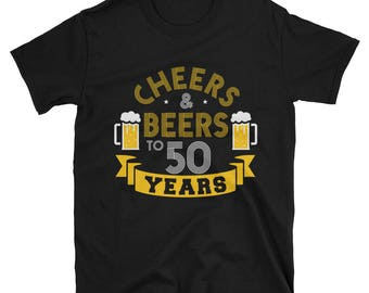 50th birthday gift | beer birthday gift | birthday drinking shirt | 50th birthday shirt | beer lovers | beer gifts men | beer gift for dad