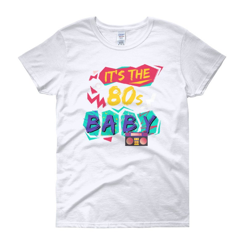 80s Theme Gift Eighties Clothes 80s Theme Party 80s Hip Etsy