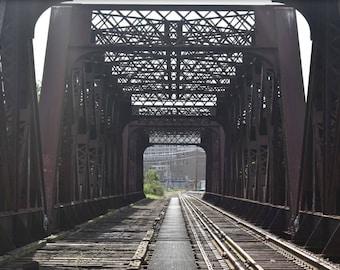 Derby Railroad Bridge