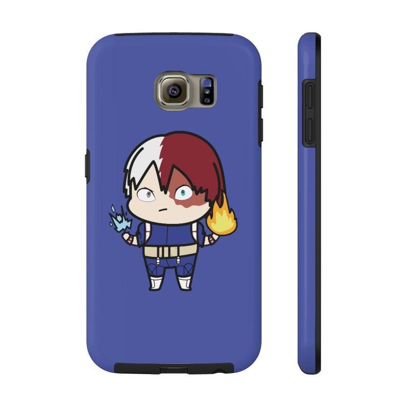 My Hero Academia Phone Case Shoto Todoroki Anime Phone Case image 0