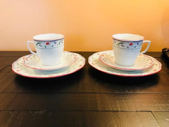 Vintage Grace by Gibson Designs Tea Set