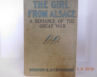Vintage German Romance Novel