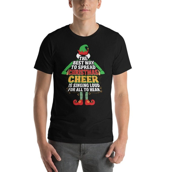 Christmas Gift Idea Funny Christmas T Elf the Movie Shirt Buddy the Elf Shirt Christmas Shirt Best Cup of Coffee Shirt elf Movie Shirt