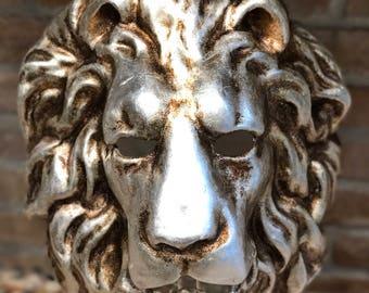 Large Lion Mask