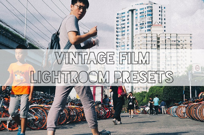 Vintage Film Lightroom Presets for Mobile and Desktop  60 image 0