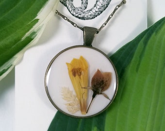 South Carolina Necklace Wife Gift Spoon Jewelry South Carolina Gift Jessamine Necklace South Carolina Woman South Carolina Jewelry