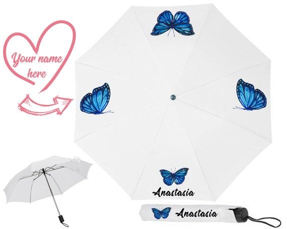 Mr and Mrs Wedding Umbrella-Personalised Umbrella-Hen-Bride-Frilly Dome Umbrella-Personalised umbrella U4