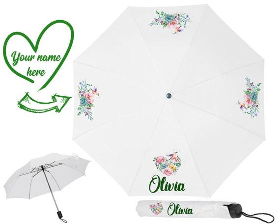 Custom Umbrella, Personalized Umbrella, monogram umbrella, personalized gift, teacher gift U1