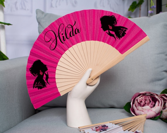 Birthday Hand Fan | Party Favor | Hand Fan Dance | Hand Fan Customized | Handfan | Hand Fan for Wedding| Rave Fan | Hand Fan Gay   HF44