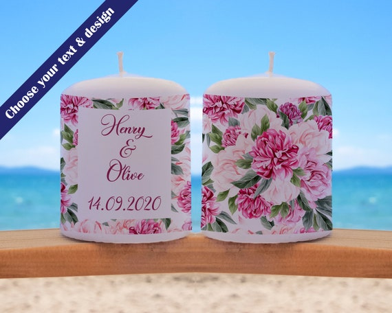 Me And You Forever Candle - wedding Candle - Anniversary Candle - Me and You Forever Gift - wedding favours  - Anniversary Gift