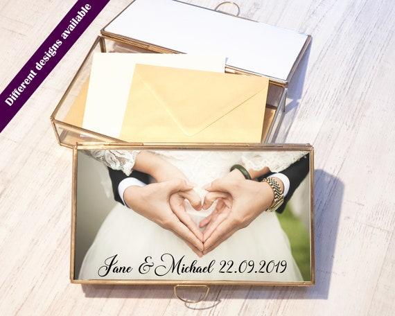 Gold Wedding Card Holder Post Box // Wedding Card Box // Wedding Cards // Wedding Guest Cards //Wedding Decorations // Card Box //Gift Cards