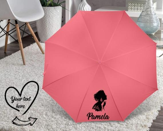 Custom Umbrella, Personalized Umbrella, monogram umbrella, personalized gift, teacher gift, personalised umbrella, parasol U6