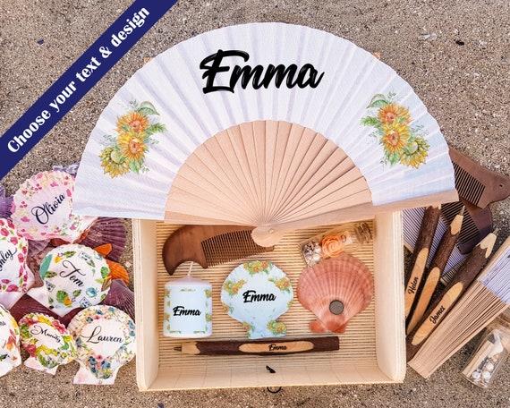 Personalised Bridesmaid Proposal Gift Box, Luxury Filled Thank You Bridesmaid Box, Bridesmaid Gift Set, Wedding Thank You Gifts BB5