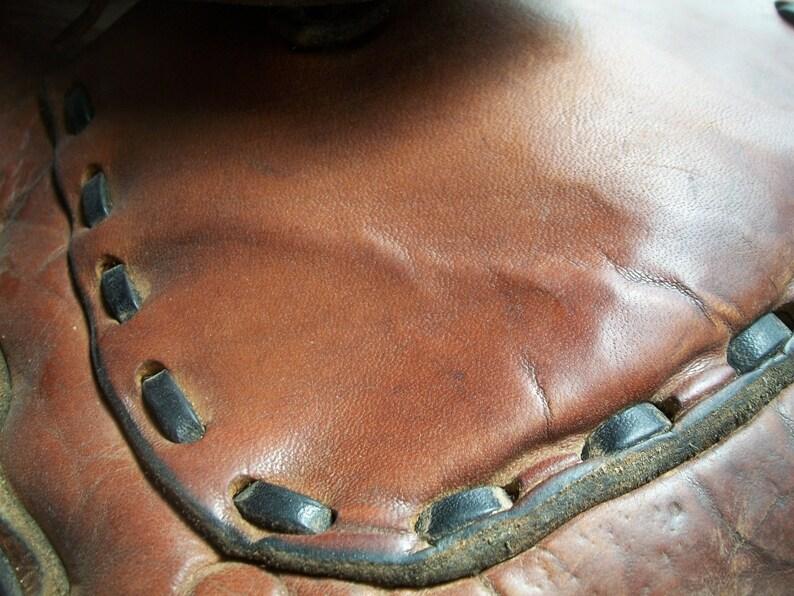 Hippy purse Vintage western crossbody cow-Boy bag old school Heavy leather saddle bag purse