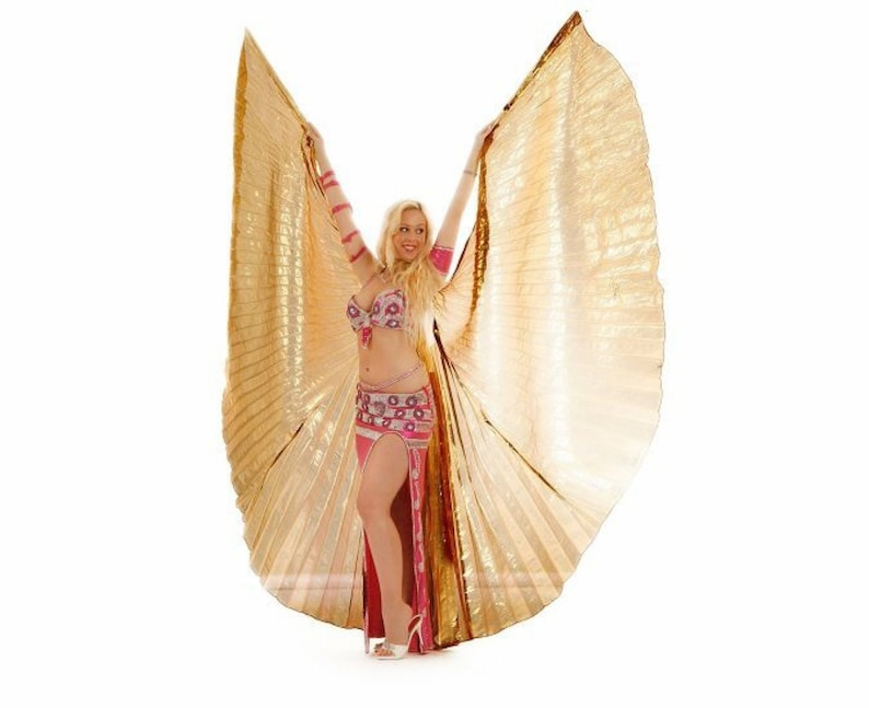 Handmade Embroidered Costume Professional Belly Dance Costume From Egypt BELLYDANCE Custom Made Any Color New Gypsy Dance Outfit