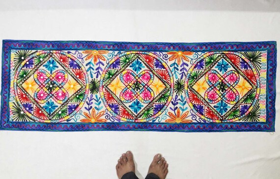 Terrific Boho Tapestry Wall Hanging Table Runner Couch Cover Floral Tapestry Bohemian Wall Decor Hippie Home Decor Indian Tapestry Wall Hanging Decor Pabps2019 Chair Design Images Pabps2019Com